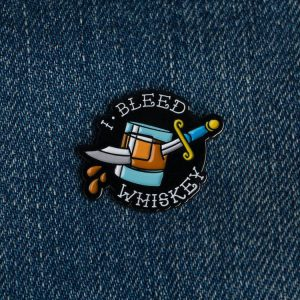 pin bleed whisky