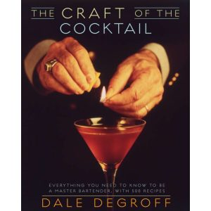 livre bouquin craft of the cocktail